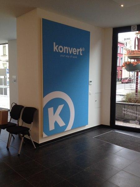 Konvert Interim Tournai